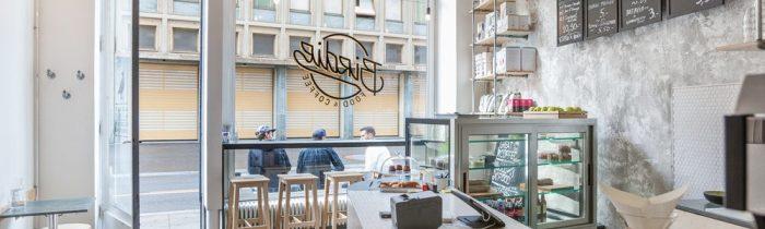 Cafés in Geneva
