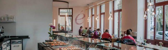Cafés in Dresden
