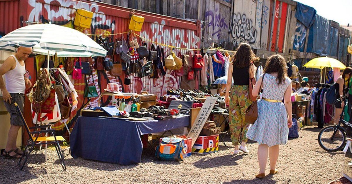 Flohmarkt Seite