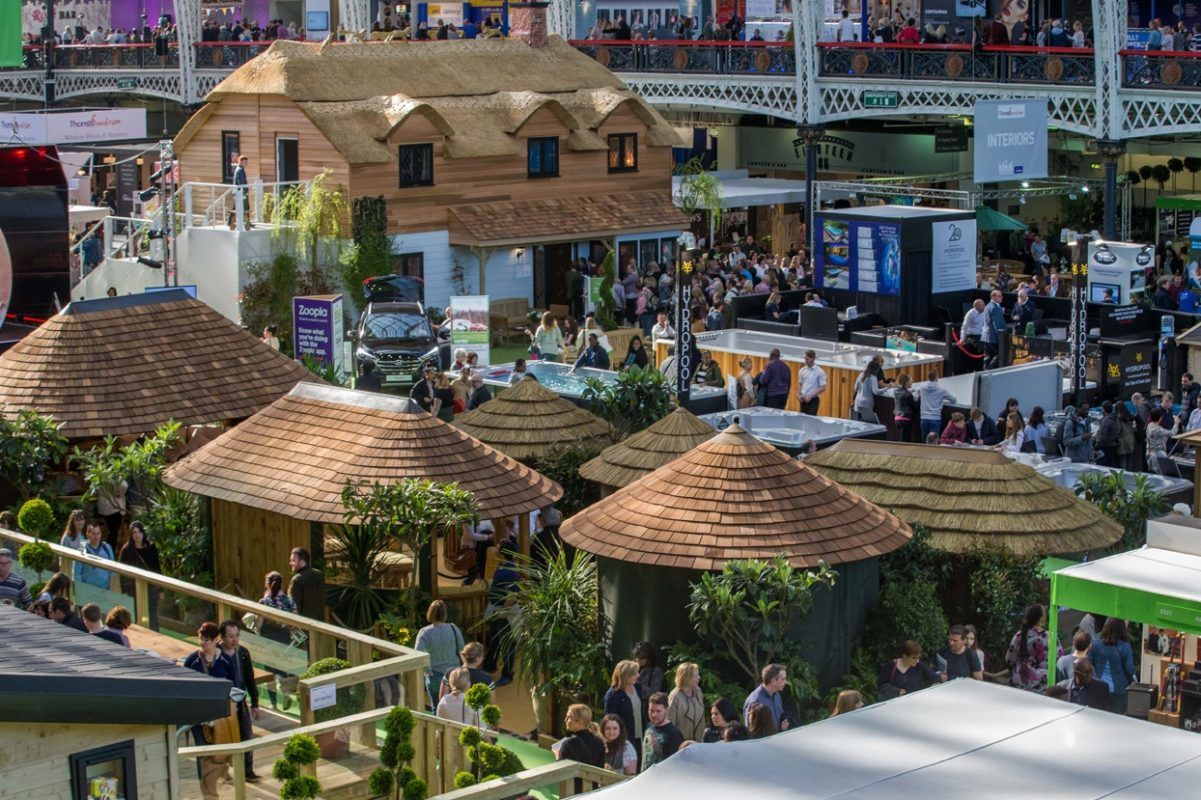 Home Show 2020.The Ideal Home Show 2020 Travel Top 6