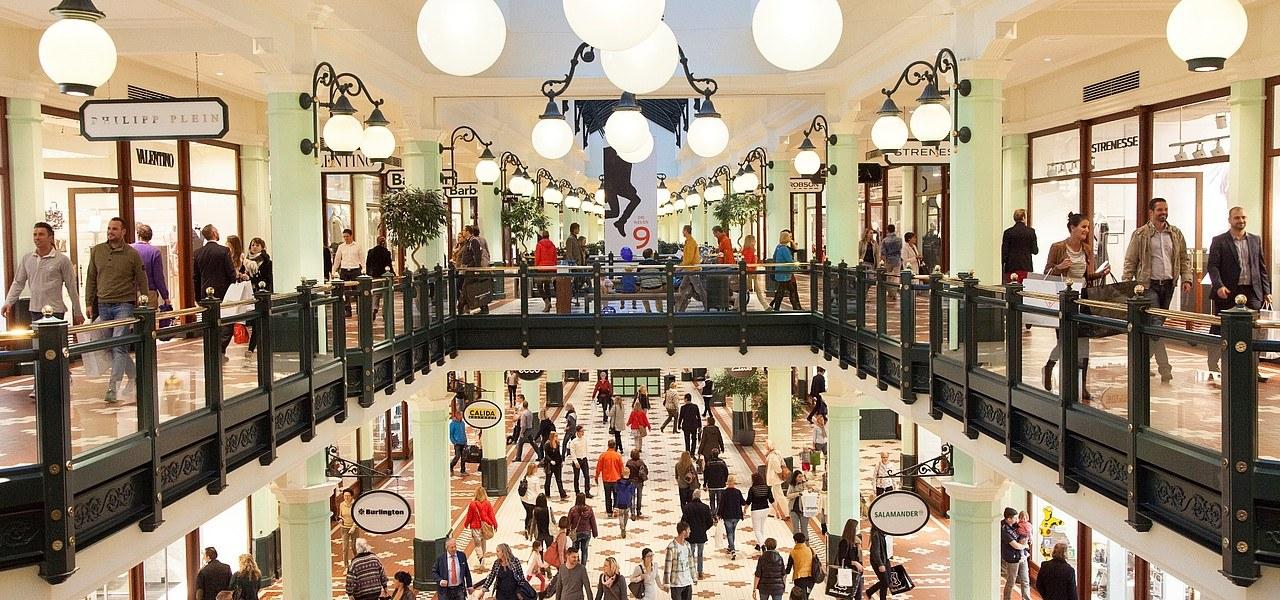McArthurGlen Designer Outlet Salzburg | Travel Top 6™