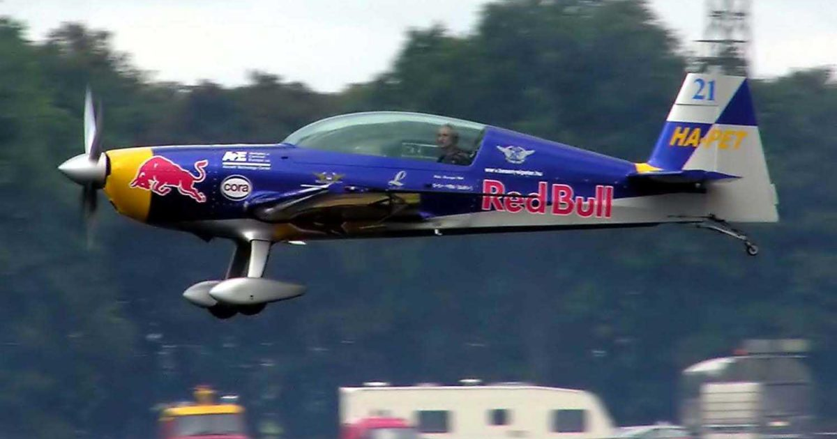 Red Bull Air Races 2019 Travel Top 6