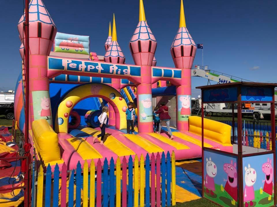 Fun Show 2020.The Royal Launceston Show 2020 Travel Top 6